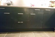keuken kitchen / Maatwerk keuken Van Pardoes Meubelen