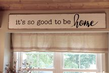 Signs for kitchen