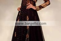 All Black- Pakistani and Indian Party & Wedding Clothes