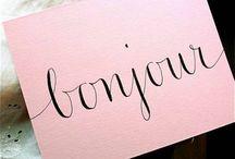 Inspiration : Simple comme Bonjour / Doux Good vous dit bonjour et vous souhaite une belle journée #bonjour #joie #belle journée #bonne humeur