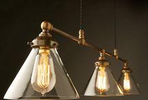 Billjard lampe