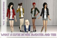 Sims 2 Clothes Teen