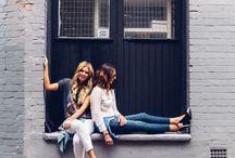Ideias para fotos com amigos