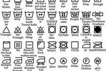 Vaske ikoner
