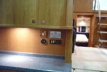 Marine Electrical Switch Plates / Marine electrical switch plate accessories for boat designers and owners.