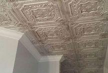 Victorian Tin Ceilings
