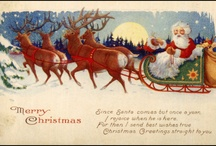 Christmas Vintage / Christmas / by Judy Sissel