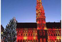 Christmas markets/Jarmarki świąteczne
