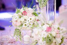 Weeding decoration / Prezentare aranjamente florale decor nunta 2017