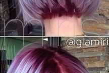 root colour hair