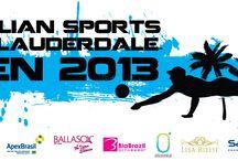 Brazilian Sports Ft. Lauderdale Open 2013