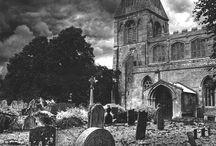 Oude kerkhoven