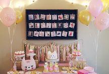 Little Girl Party / little girl birthday party ideas