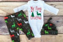 Baby christmas outfits boy