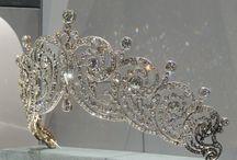 Tiary angielskie - Essex tiara