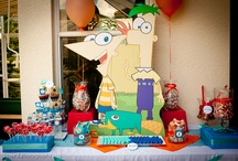 Party ideas / by Susie Somday