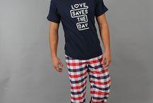 pijamas hombre largas - verano / pijamas hombre largas - verano cómodas, frescas, algodón fabricadas en México