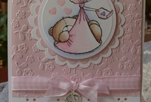 Baby Cards & Crafts - 3 / by Carol GoughLust