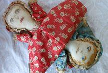 muñecas doble vista