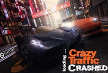 Crazy Traffic CRASHED - Mobile Game