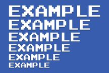 Google Fonts Press Start 2P Free Download / Press Start 2P is a bitmap font based on the font design from 1980s Namco arcade games. It works best at sizes of 8px, 16px and other multiples of 8.   Free Download:  https://www.google.com/fonts/download?kit=5msx1hDYtWzy18QPjz_N3hOgUZG-35itOaWoP6V_mLw