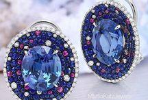 violet blue stone