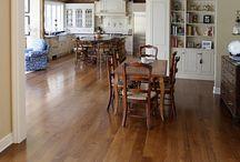Oakwood Floor - Paint Match
