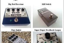 Effects Pedals / #Effect #Pedals and #multi effects.