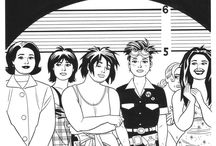 Best Comic Book Ever / Love and Rockets by Los Bros Hernandez / by Lilly Sanovia