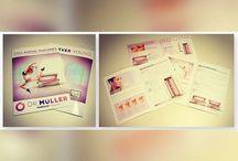 Dr. Muller Marketing Materials