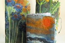 Frances Pickering textile artist