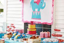 Birthday party #kids