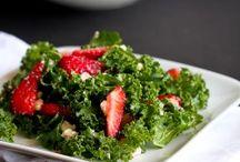 Cooking: Salads, Veggies & Healthy Stuff