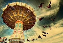 old time carnival / by Carla Fuller