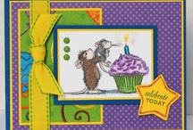 Craftiness - House Mouse Stamps
