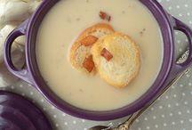 krémleves,édes levesek