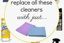 Cleaning / Life's cleaning hacks / by Christy Gomez