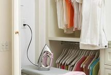 ironing board small space