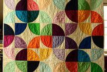 Quilts: Drunkards Path