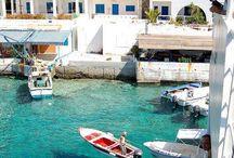 Mediterráneo / Lugares increibles donde pasar unas estupendas vacaciones con www.baextours.com