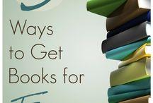 books / by Maria Elena Amparan