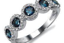 My Blue Diamond Obsession  / by Paula Davis