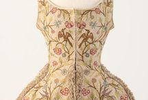 Siglo XVIII: Moda.