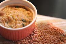 sopinhas lentilhas com carne bebê