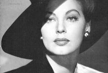 Modele - Ava Gardner