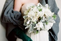 Winter Wedding / Winter Wedding Inspiration |  elegant, timeless, romantic