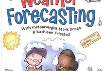 The Kids' Book of Weather Forecasting / Resources to go along with teaching from this book by Mark Breen and Kathleen Friestad. http://amzn.to/2iwk8KC