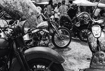 motorcycles....