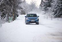 XV dovádí na sněhu!:)