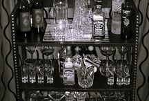 Dining room/ home bar